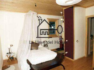 dormitorio estilo colonial