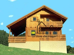 casa modelo Cadí