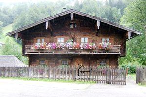 casa de madera de hace dos siglos