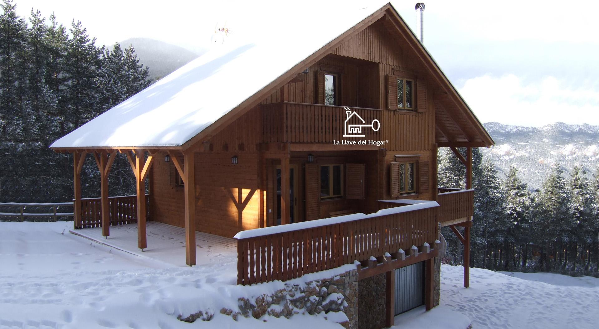 La llave del hogar casas de madera y entramado ligero - Casas de madera y mas ...