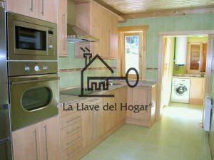cocina del modelo Lloret