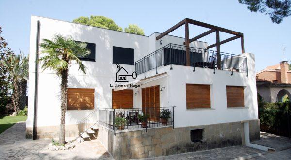 Barcelona 120 m casas de madera la llave del hogar - Casas entramado ligero ...