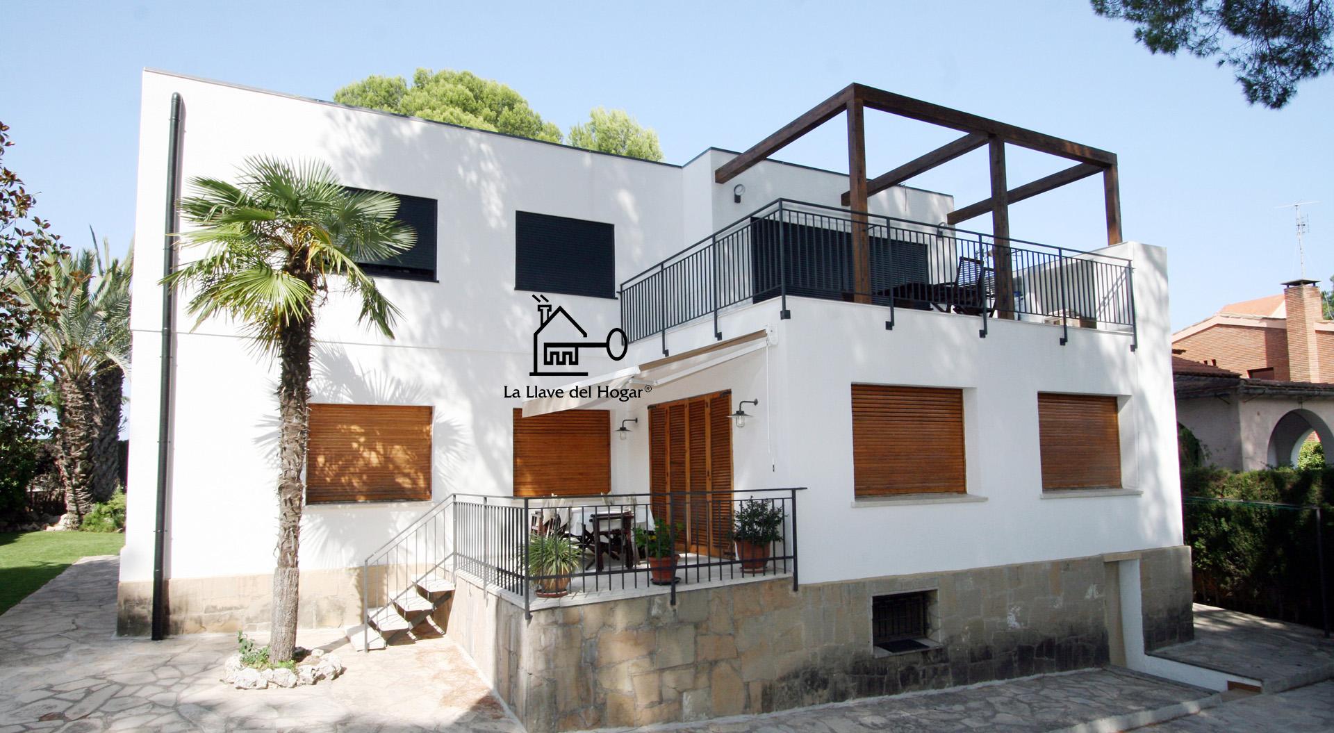 Barcelona 120 m casas de madera la llave del hogar - Casas prefabricadas barcelona ...