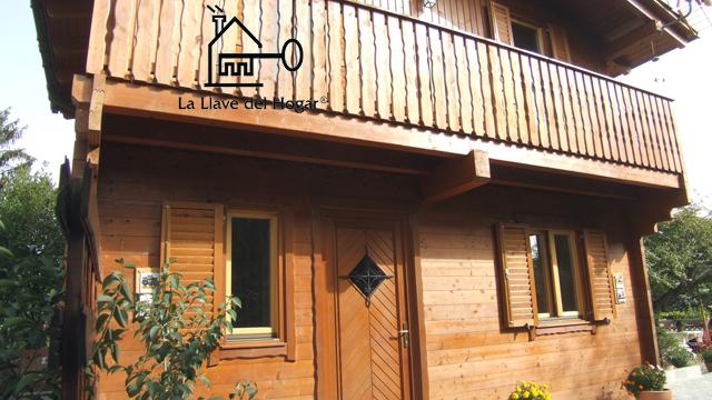 Gredos 70m casas de madera la llave del hogar - La llave del hogar ...