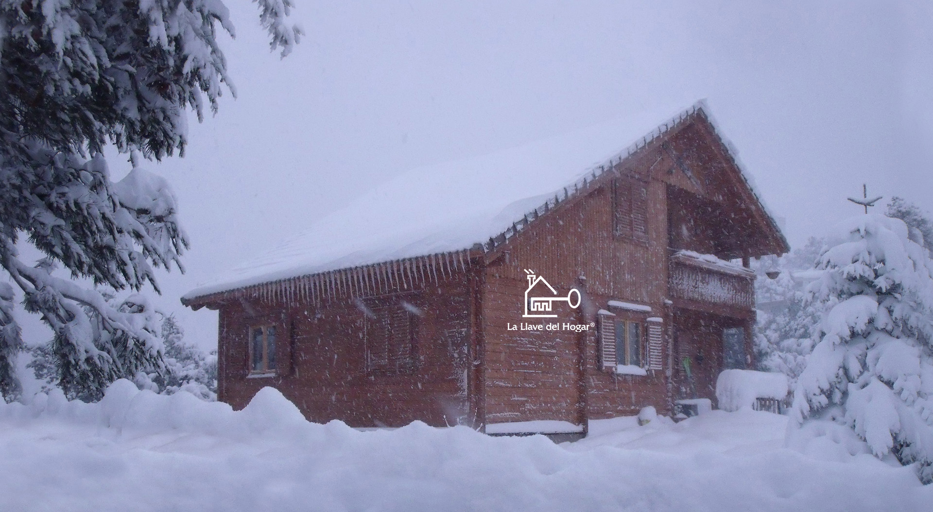 Sierra nevada 160m casas de madera la llave del hogar - Casas de madera natural ...