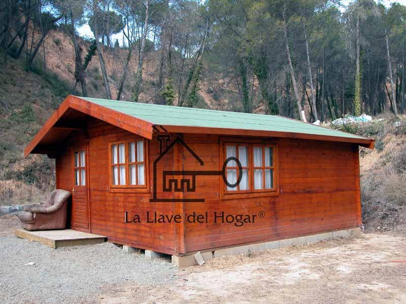 Desmontable casas de madera la llave del hogar - La llave del hogar ...