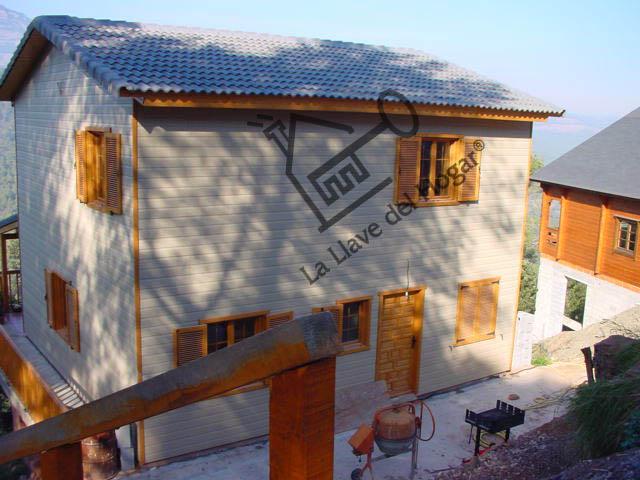 Sistema americano o canadiense con tablilla casas de for Casas con tablillas
